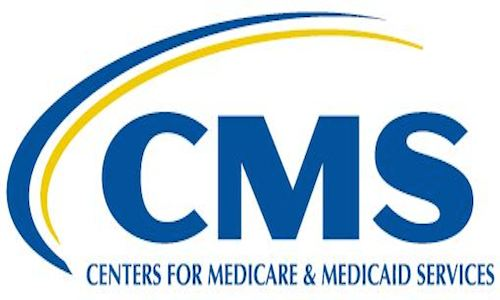 Centers for Medical and Medicaid Services logo