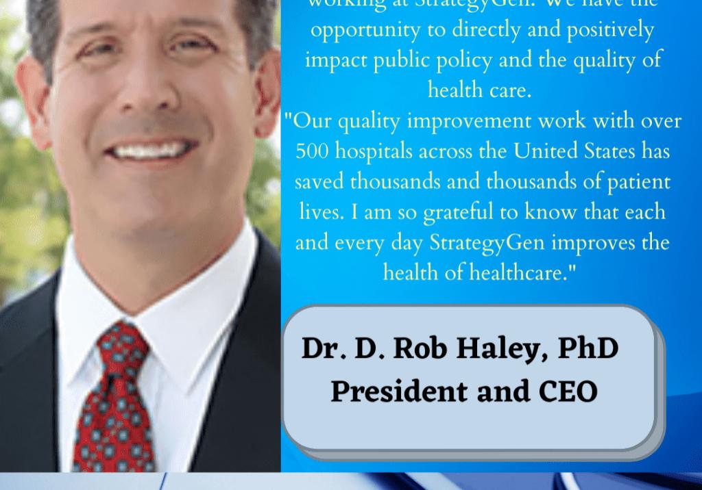 Haley StrategyGen CEO (1)